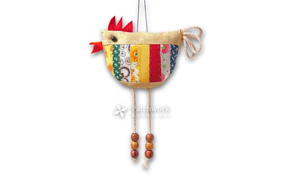 Sliepka, Veľkonočná textilná dekorácia, titulný obrázok