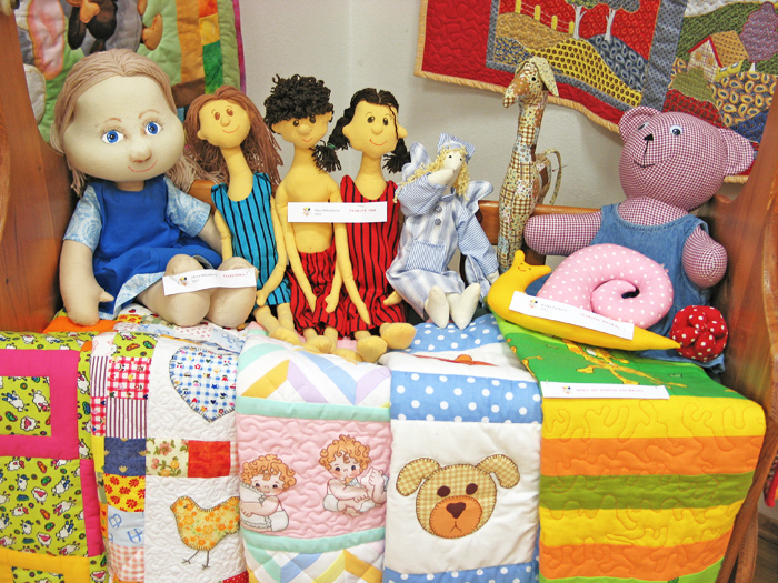 Textilné hračky