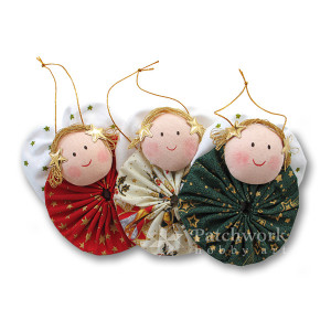 Anjeli vianočné ozdoby