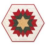 Vianočná diamantová hviezda