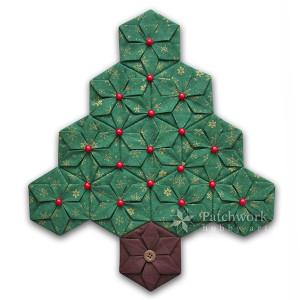 Origami stromček Star