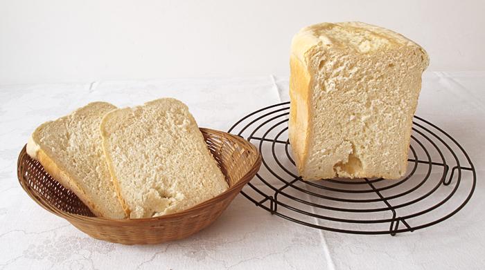 Domáci chlieb svetlý