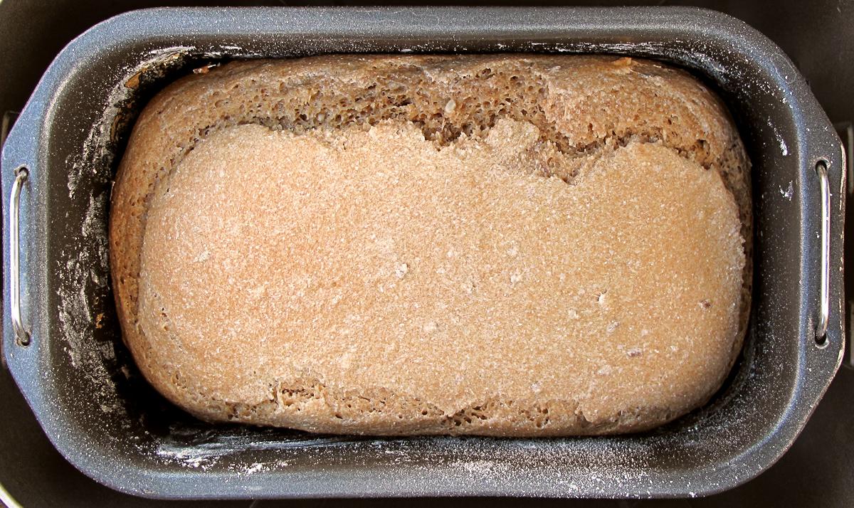 Chlebík v pekárničke