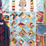 Markina crazy patchworkárka