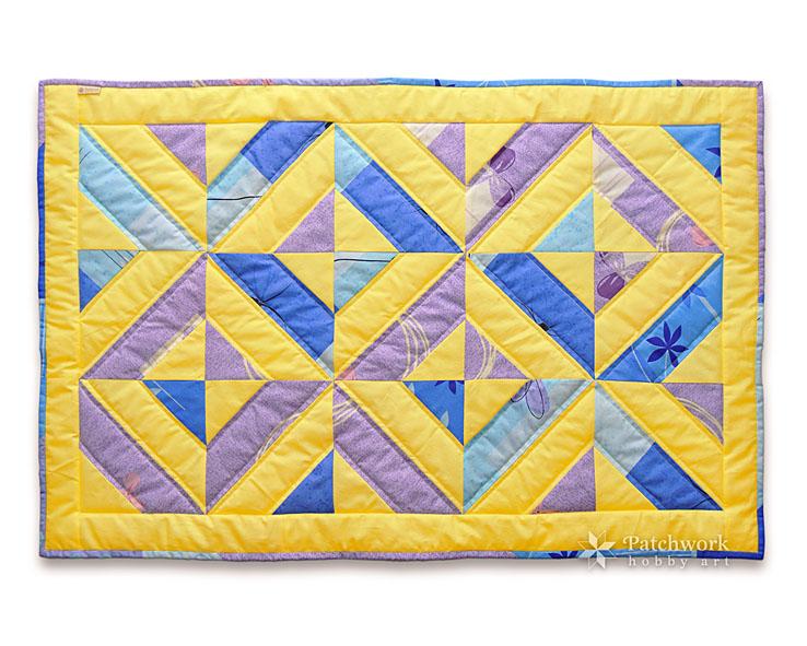 Detská deka, úvodný obrázok