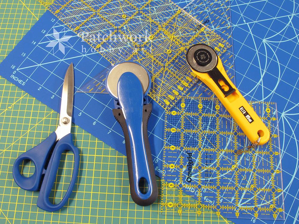 Rezače a nožnice